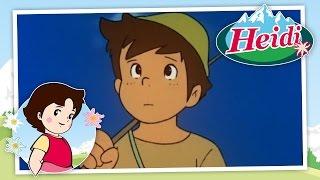 Heidi - episódio 5 - Uma carta de tia Dete