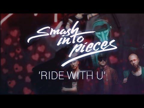 Smash Into Pieces -  Ride With U (LYRIC VIDEO)