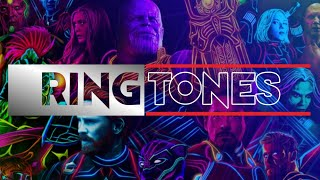 Top 5 Best Superheroes Ringtones 2019   Ft. Avengers Endgame & Captain Marvel   Download Now