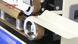 비닐 마스크 드립백 한약 자동 포장기계 실링기 밀봉기