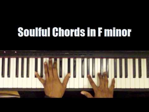 Soulful Chords in F Minor / Ab Major - Song Cry Chord Progression