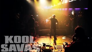 "Kool Savas ""Liveset @ EASYdoesit Party"" (Official HD Video) 2014"