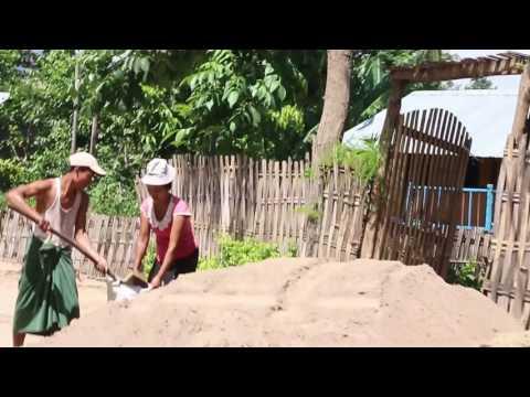 Visit to University of Veterinary Science, Yezin, Myanmar June 2014 Pt 1