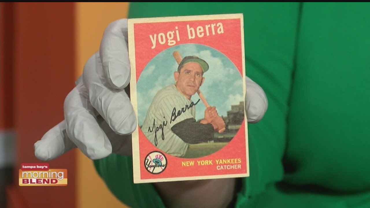 Are Your Baseball Cards Worth