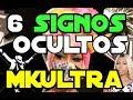 6 símbolos mkultra que usan famosos y no sabías