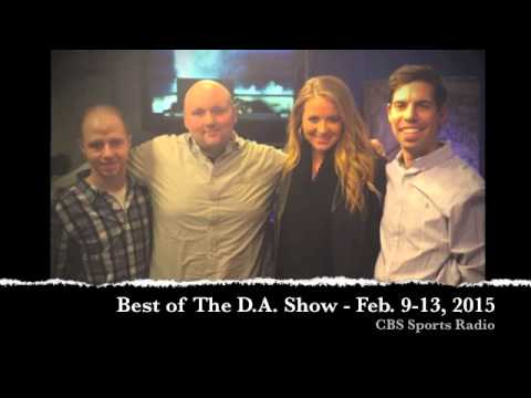Best of D.A. (2/13/15) - Naughty Relationship Therapist, John Daly's Bizarre Life