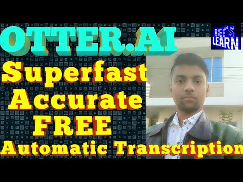 Demo   Speech to text   super fast automatic transcription with otter ai    voice notes 