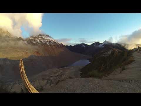 Phonography : Chaiten Volcano - Chile (-42.825102,-72.660564)