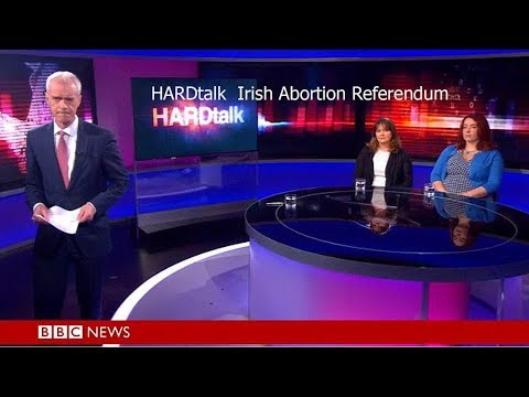 HARDtalk  Irish Abortion Referendum