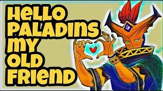 |Paladins| The Best Community First Free to Play Game !! :D