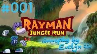 Walkthrough - Rayman Jungle Run - Jump #001 [Android|Smartphone]