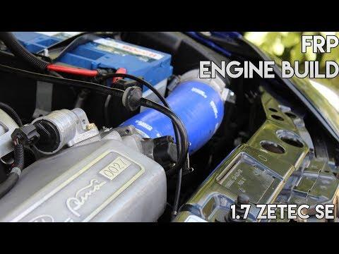 Фото к видео: Brand new Racing Puma engine build #1 | 1.7 zetec se