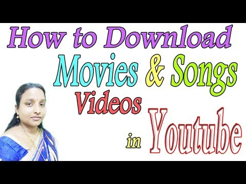 How to Download Movies | Songs & Other...