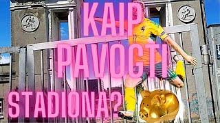 Tikroji \Žalgirio\ Stadiono Pavogimo Istorija