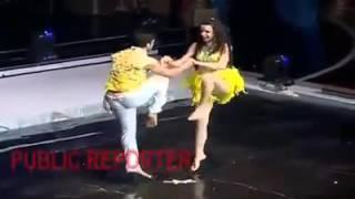 رقص سنايا في برنامج الرقص جالاك روعة