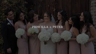 Priscilla & Peter's Wedding Highlight Film at Aristide Mansfield in Mansfield TX | Zpro Films