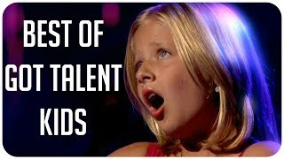 Best of Kids on Got Talent - Child Prodigies From Around The World