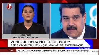 VENEZUELA'DA NELER OLUYOR   //  ASLI PELİT