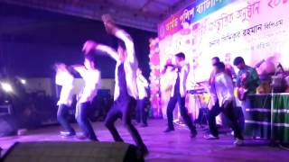 Night Show Part 2,Annual Sports 2016,Apbn,Bogra