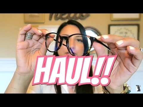 HAUL - Pixel Eyewear, Young Living and more!!