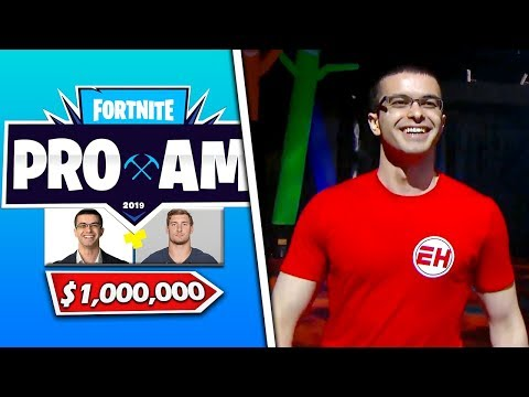 Every Nick Eh 30 Moment At The 2019 Fortnite Pro-Am Tournament!