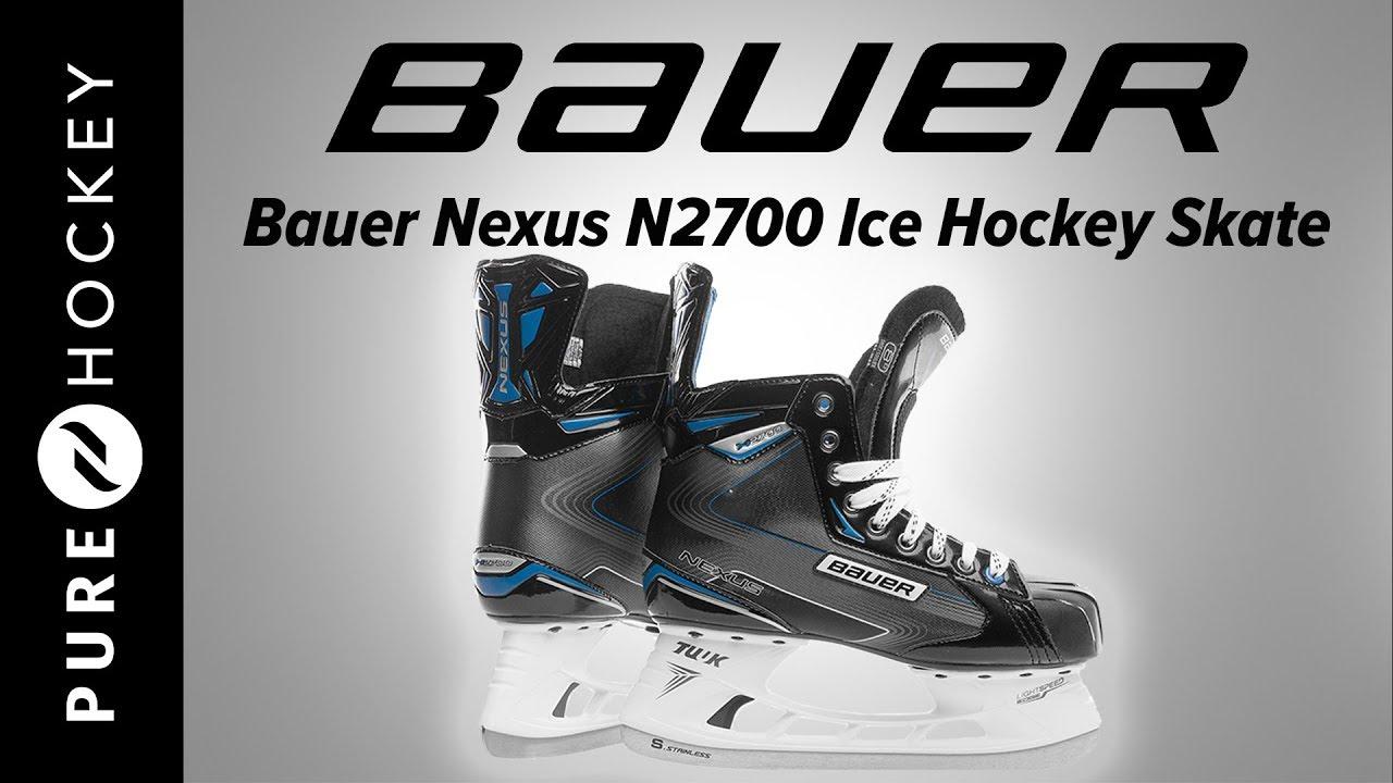 458f6199ba5 Bauer Nexus N2700 Ice Hockey Skate