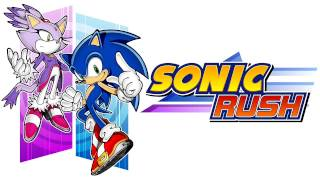 Right There, Ride On (Blazy Mix) - Sonic Rush [OST]