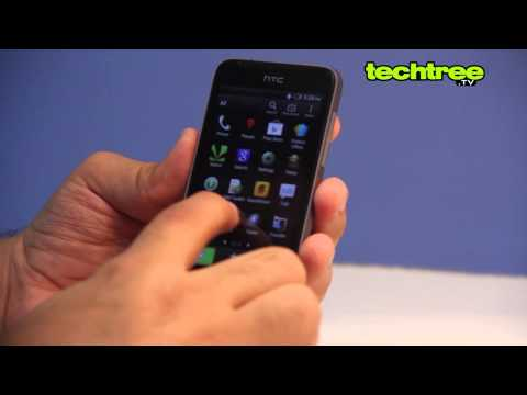 TechTree.tv: HTC One V Video Review