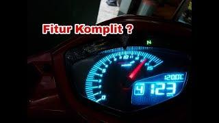 Unboxing Speedometer Digital Koso Jupiter MX OLD