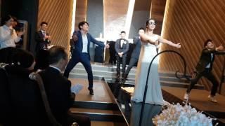 마녀제시카 역대급 쵝오 신부댄스 신부댄스 신나는신부댄스 프로포즈 목화웨딩홀 결혼하는방법 트리오 이벤트 색다른이벤트 김종민댄스