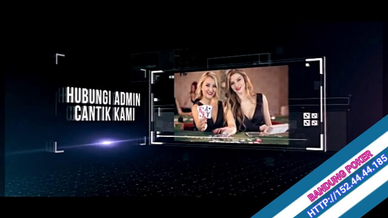 DAFTAR CEME DOMINO QQ ONLINE - BANDUNG POKER - YouTube