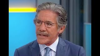 Fed up Geraldo lashes out at Fox co-host over Trump rally chant