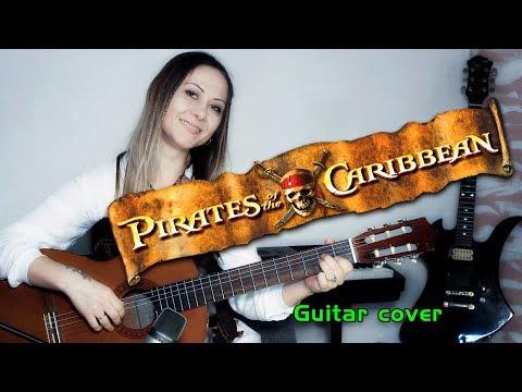 Пираты Карибского Моря (He's A Pirate) | На гитаре + разбор