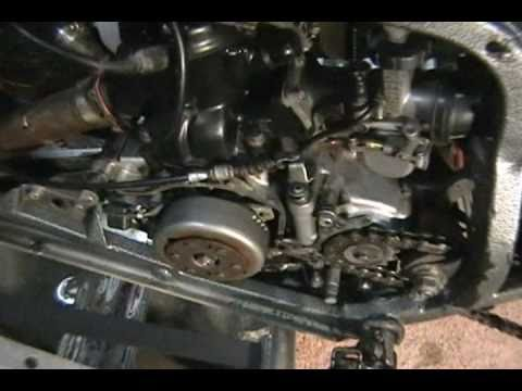 Honda 250r Engine Problems Part Four Assembly Youtube