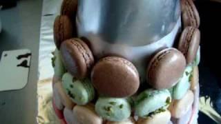 Macaron Tower / Pièce Montée Macaron