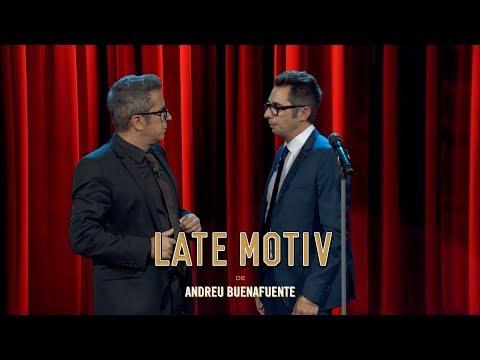 LATE MOTIV - Berto Romero. 'El himno'  | #LateMotiv441