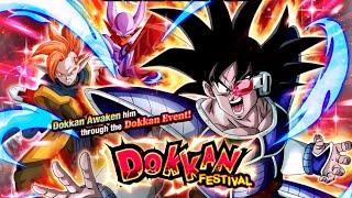 THE HYPE IS REAL! TURLES DOKKAN FESTIVAL SUMMONS! Dragon Ball Z Dokkan Battle