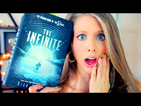 THE INFINITE SEA BY RICK YANCEY | booktalk with XTINEMAY