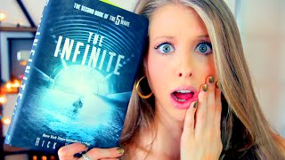 THE INFINITE SEA BY RICK YANCEY | booktalk with XTINEMAY Thumbnail