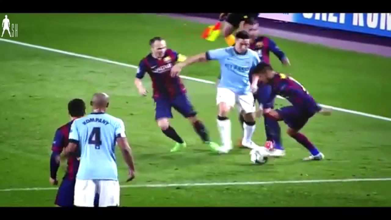 Download Neymar vs Manchester City 18/03/2015