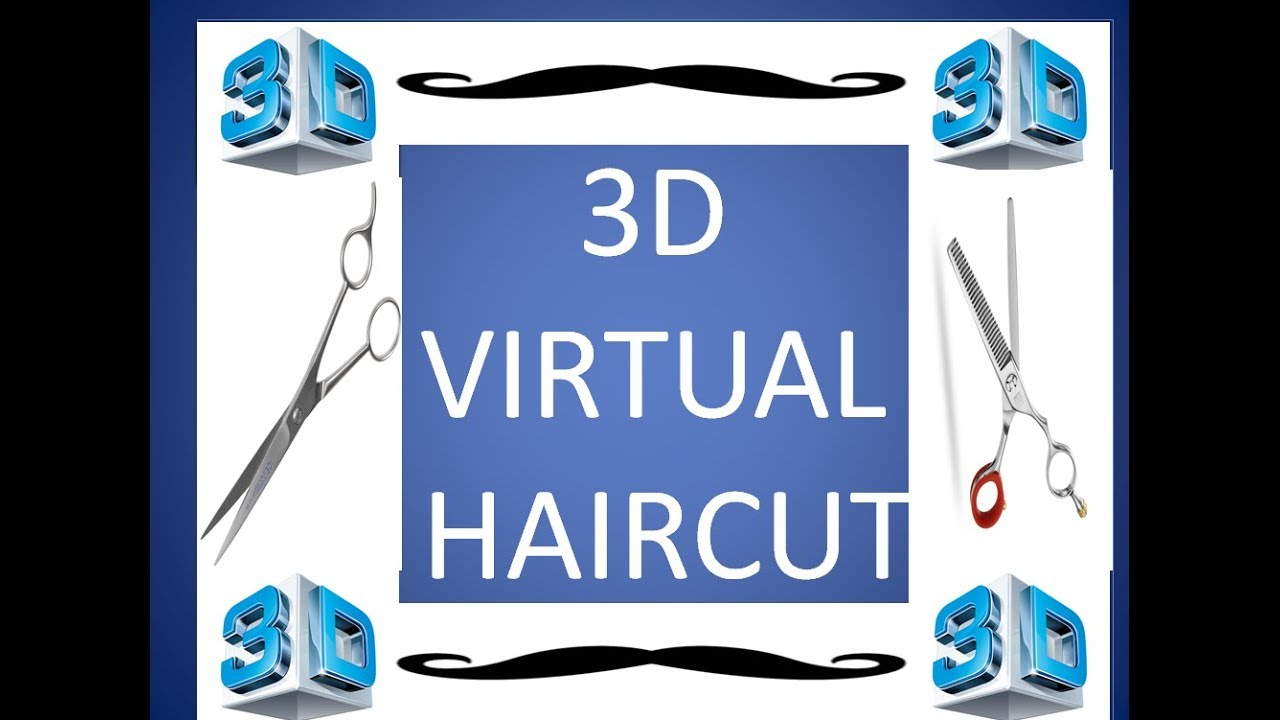 How To Get 3d Hair Cut Best Audio Must Listen Once Video Youtube