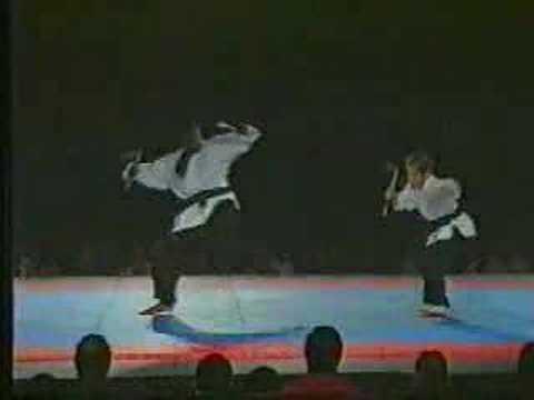 Anthony Atkins & Ryan Pinkston  2000 Battle of Atlanta
