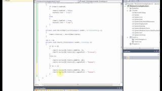 Лабораторная работа №3. Основы работы построения графиков в среде MS Visual C# 2010.