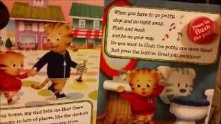 A Reading Of Daniel Tiger's Neighborhood: Daniel Goes To The Potty