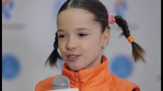 Десятая серия проекта «Дети на льду. Звезды» (Финал)