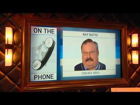 CSN Bay Area Analyst Ray Ratto Talks Golden State Warriors, Oakland Raiders & More - 11/4/16