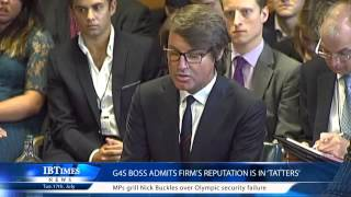 G4S boss admits firm