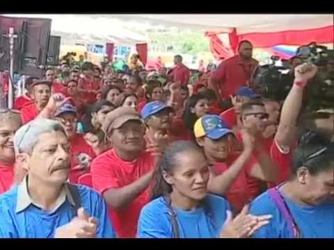 Presidente Nicolás Maduro, 9 septiembre 2016, reimpulso Barrio Tricolor y GMVV