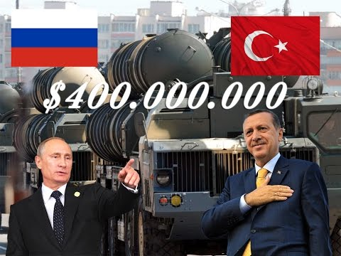 Turkey will buy S-400 missile system from Russia 27-2-2017