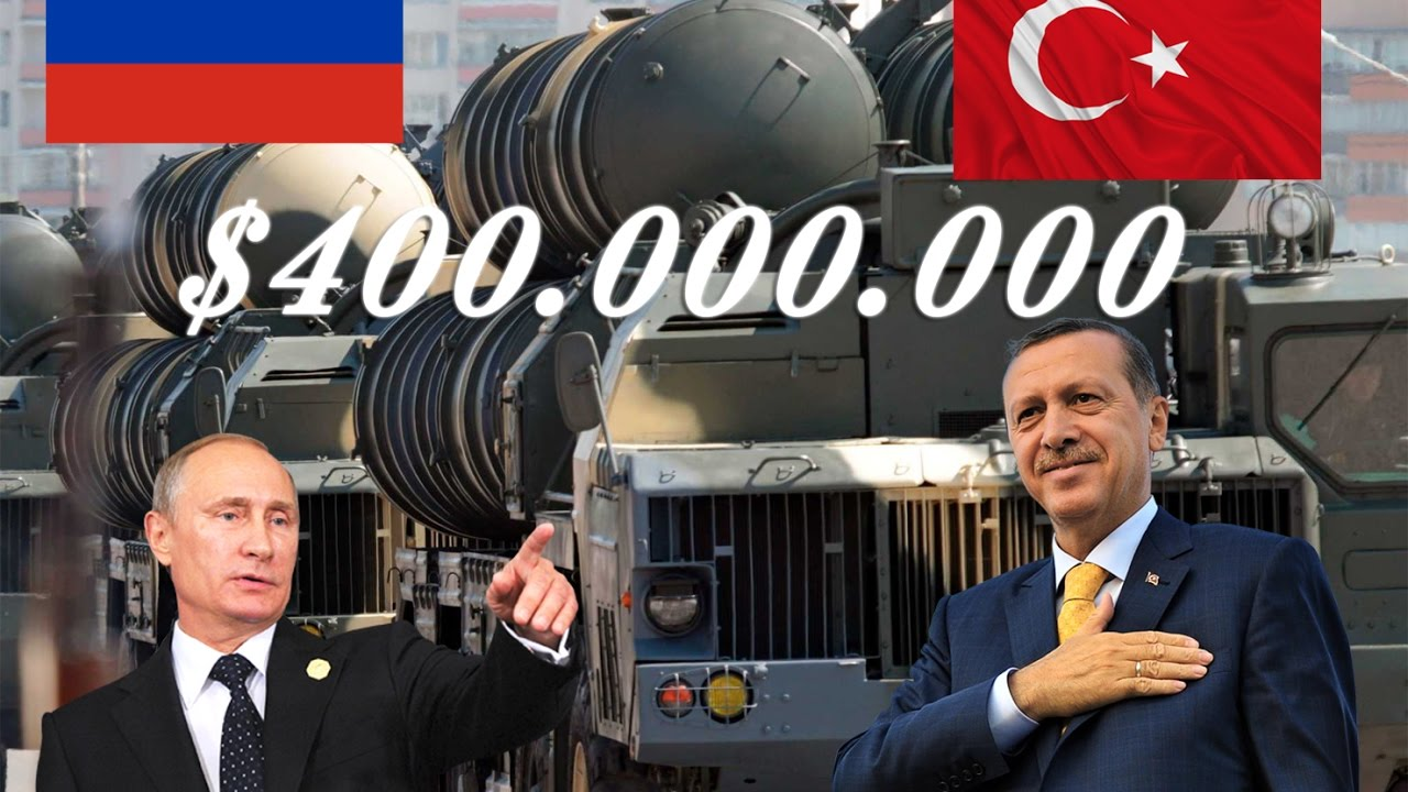 Image result for Turkey Russia S-400